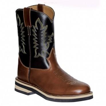 66c1ced24 Westernové boty vysoké PRO-TECH   Jezdecké potřeby Obluk   Anglické ...