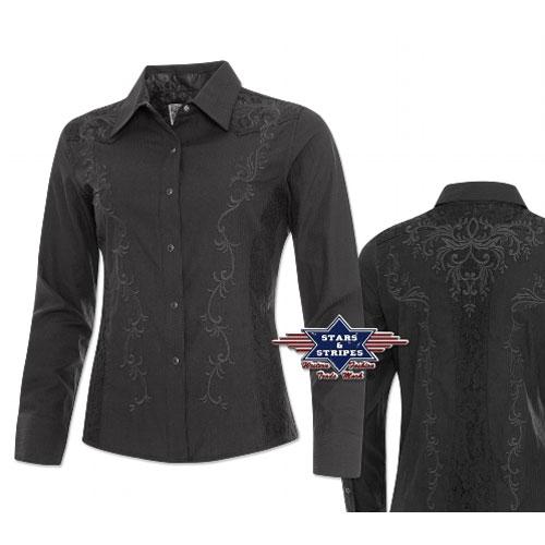 Košile western dámská Stars and Stripes Leslie 1dbef87231