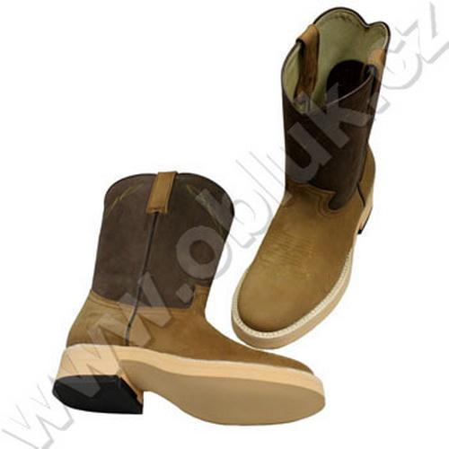 Westernové boty vysoké LAKOTA 43b53c80a2