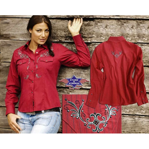 Košile Bonnie western dámská 1a6ca2c3d2