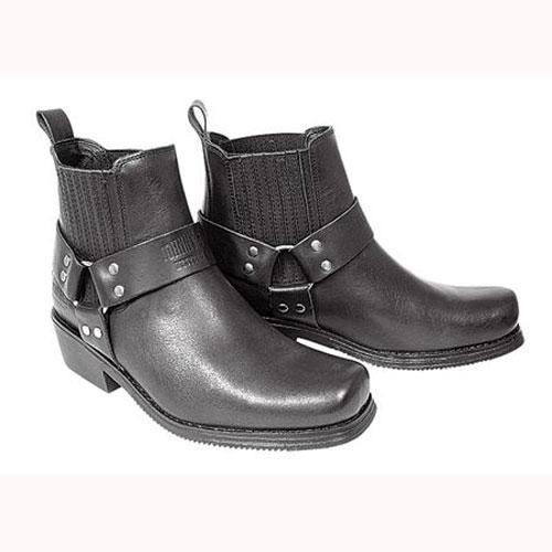 Westernové boty nízké JOHNY BULLS K076 b33374c12e