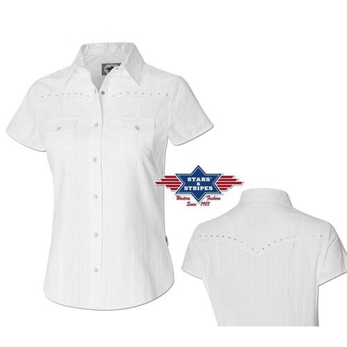 Košile western dámská STARS and STRIPES Amelie d804ffb8e5