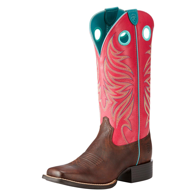 Westernové boty dámské ARIAT Round up Rider aca26fde84