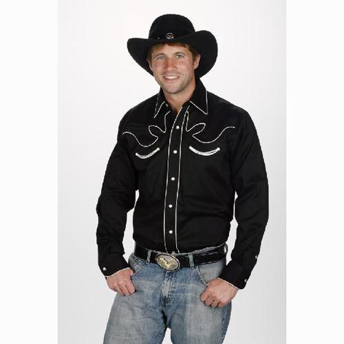 d7ae636d5cd Westernová košile pánská Retro