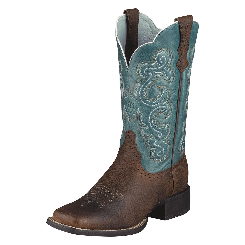 Westernové boty dámské ARIAT Quickdraw c687786fd5