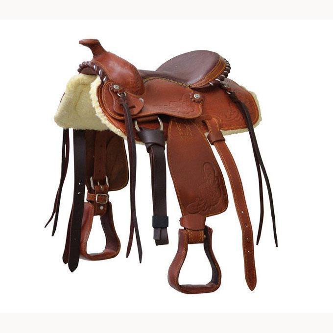 978b96950 Westernová kožená sedla | Jezdecké potřeby Obluk | Anglické i ...