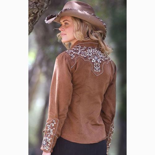 Košile western STARS and STRIPES Monroe dámská 09396448b6