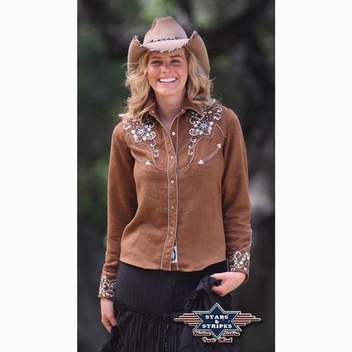 Košile western STARS and STRIPES Monroe dámská 3f0c9a9e16