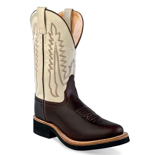 Westernové boty vysoké OLDWEST 1642M 359ed8edf1