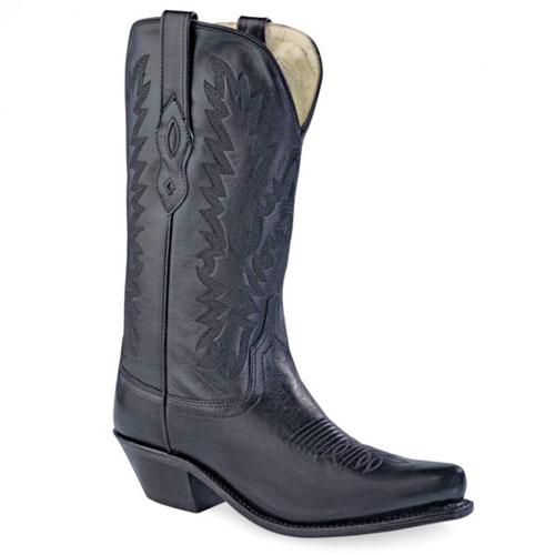 Westernové boty dámské vysoké OLD WEST LF1510E 7e112f0cb0