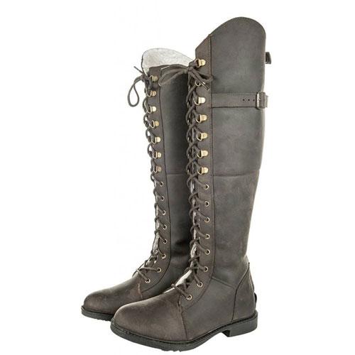 45b0ce7f165 Westernové boty ARIAT Probaby Lacer. Kód zboží  799. 4850 Kč. Více variant.  Jezdecké termoboty kožené HKM Dublin Winter