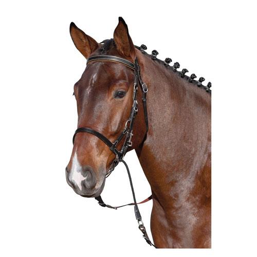 Bezudidlová uzdečka HORSE FRIENDS Plus 4a139bb9d3