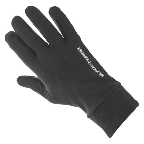 69afadf7779 Rukavice fleece BLACK FOREST Grip and Touch